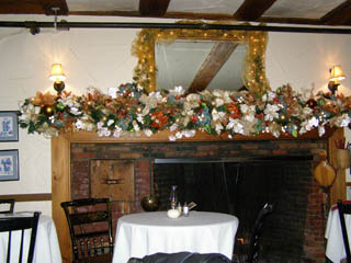 Main Dining Room- The 1785 Inn - Photo by Luxury Experience